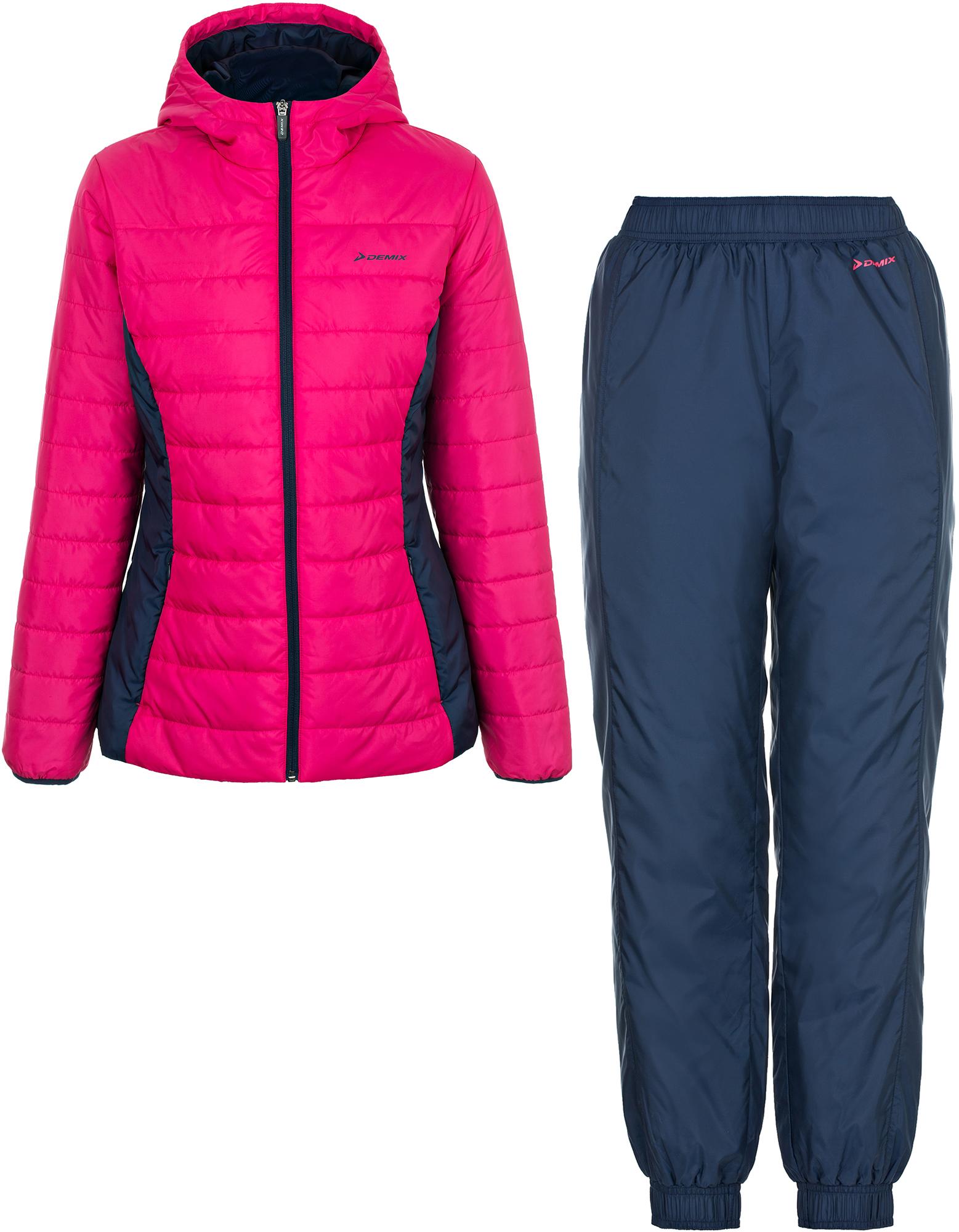 71beed8f8c43 Куртка спортивная женская DEMIX   МегаСпорт